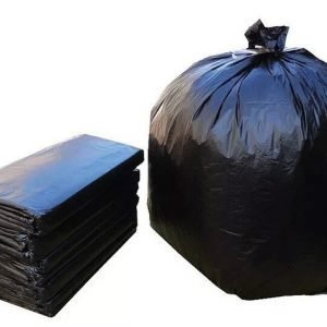 Heavy Duty Garbage Black Bag