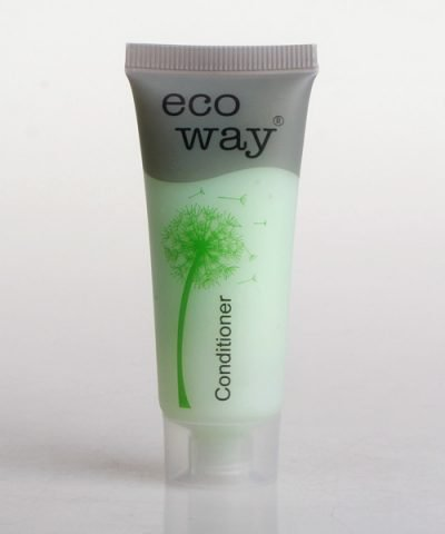 Hotel Conditioner 30ml ECOway (Clear Tube)