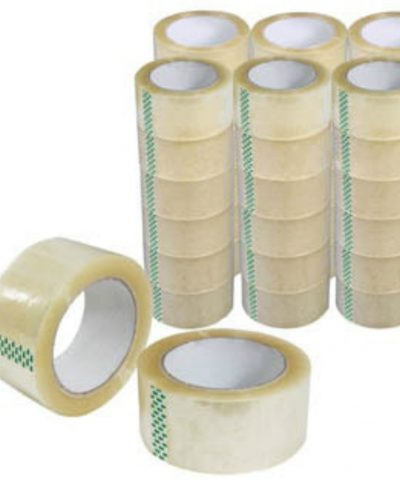 HEAVY DUTY STICKY TAPE 72PCS