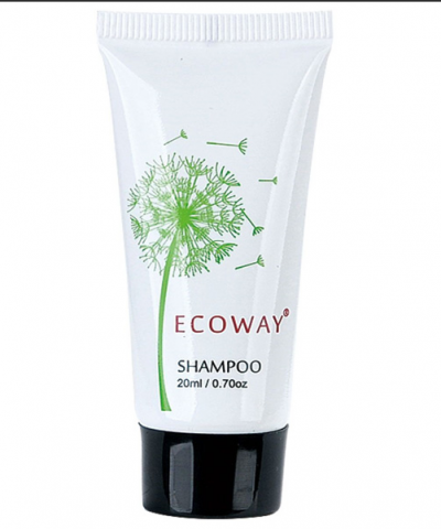 Hotel Conditioner 20ml ECOway (White Tube)