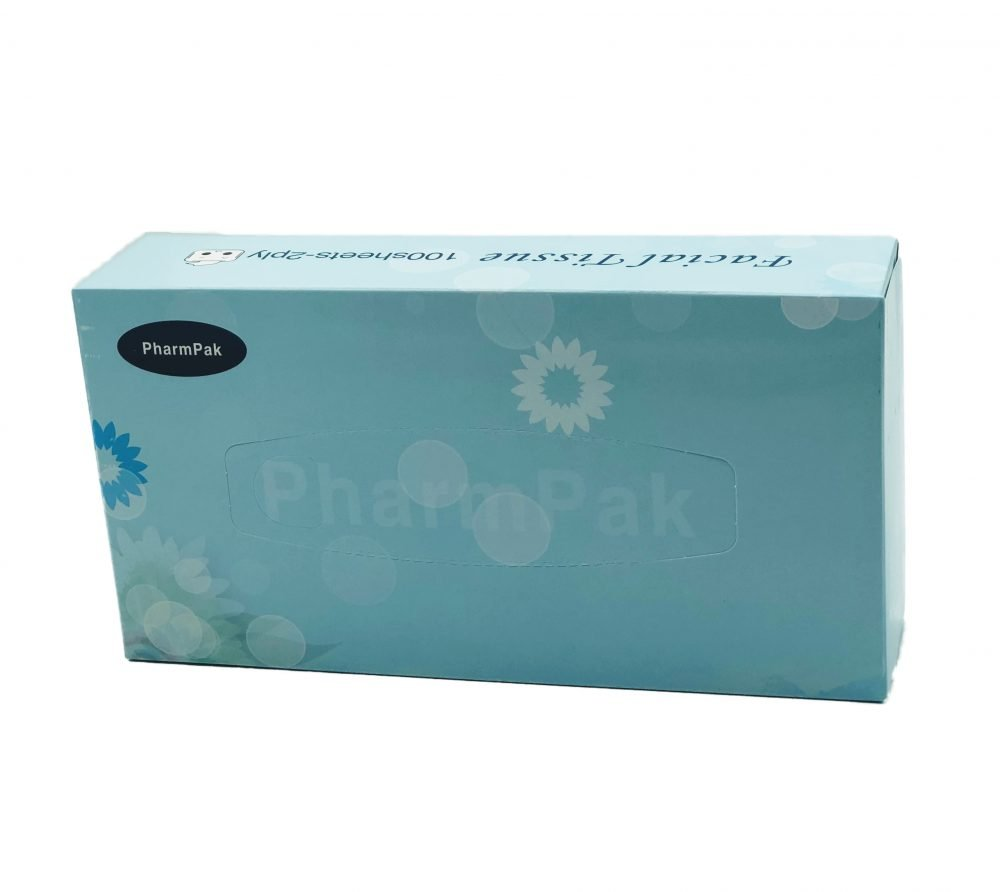 PREMIUM 2 PLY FACIAL TISSUE - 60 BOXES